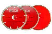 Алмазные диски на болгарку TIP