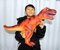 Динозавр игрушка большой динозавр тирекс T REX 650x450 мм