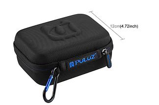 Кейс для аксесуарів GoPro Puluz 16 см x 12 см x 7 см, фото 3