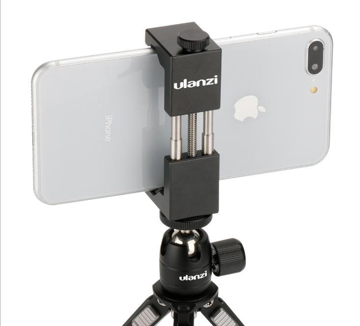Металеве кріплення для телефону Ulanzi ST-01 на штатив