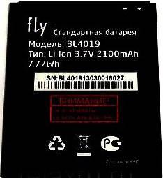 Аккумулятор для Fly IQ446 Quad Magic оригинальный, батарея BL4019, фото 2