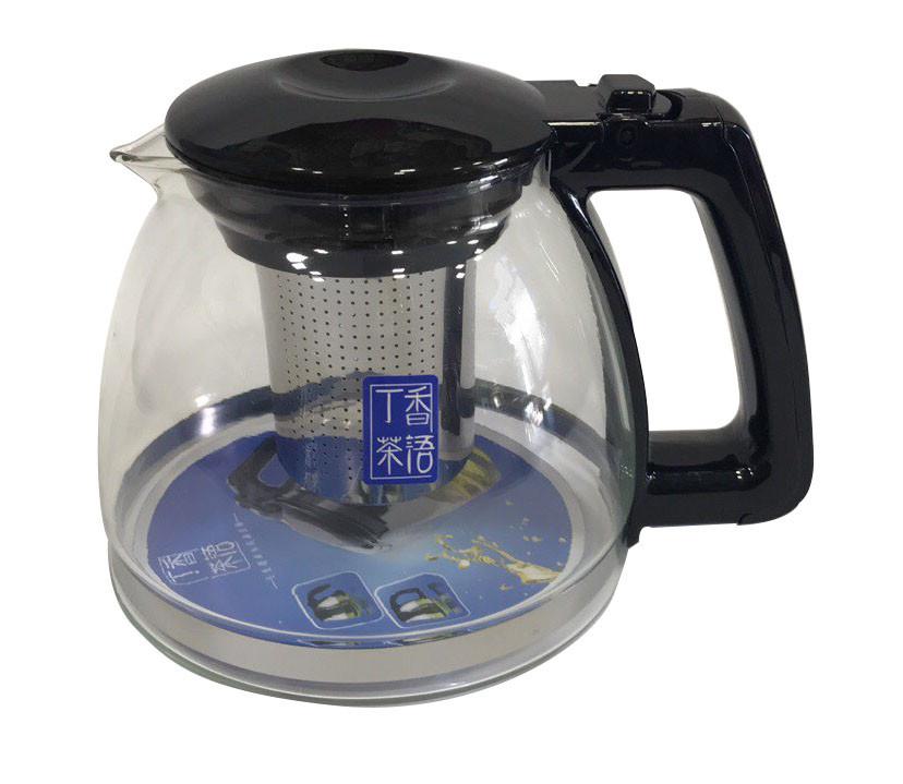 Чайник заварочный стекло 1 л