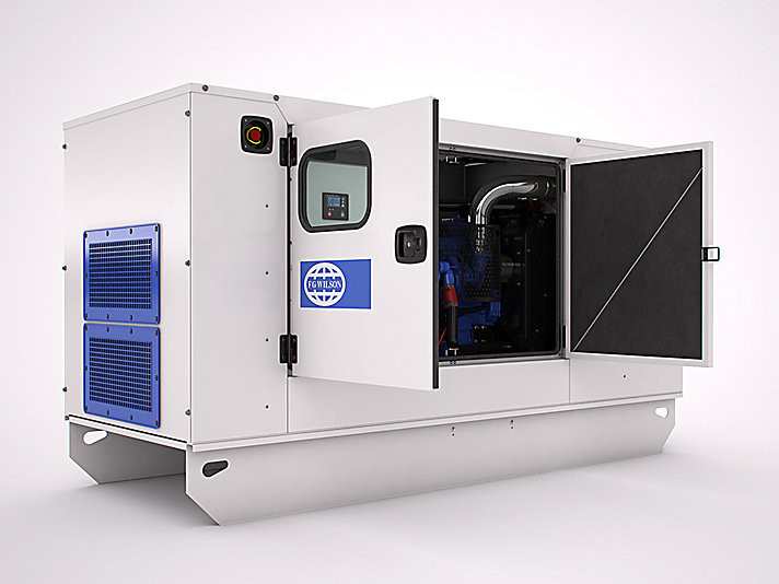 ⚡FG WILSON P40-3S (40 кВт)