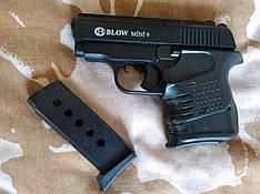 Стартовый пистолет Blow Mini 09 с дополнительным магазином