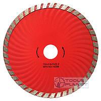 Алмазный диск T.I.P. 150 х 7 х 22,23 Турбоволна, фото 1