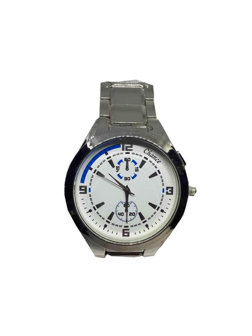 Часы кварцевые мужские  Chance Белый