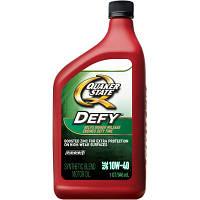 Масло Quaker State  10W-40 Defy Synt Blend High Mileage 0.946л полусинтетическое