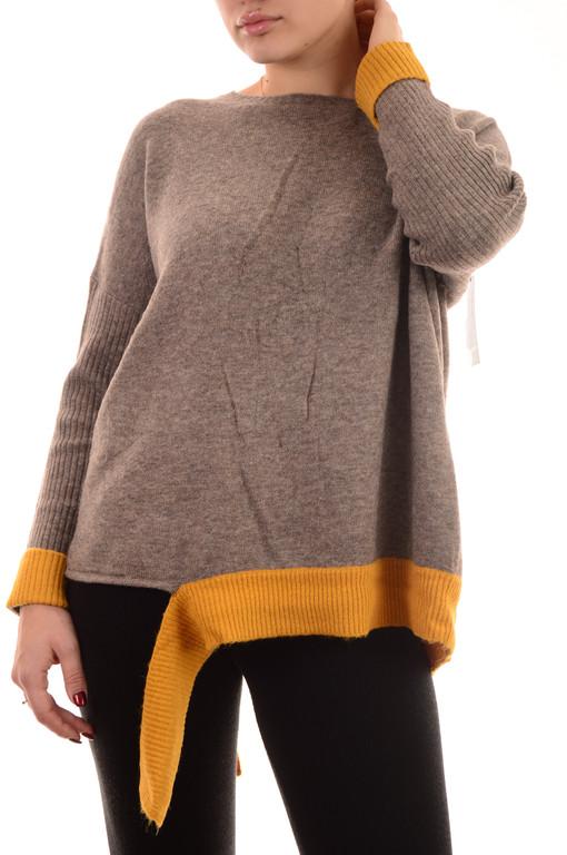 Акция!!Новая цена 12.45Є!!Теплые женские свитера оптом Louise Orop (лот 6шт по 12,95Є)