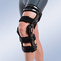 Армированный функциональный коленный ортез с ограничителем Orliman OCR200