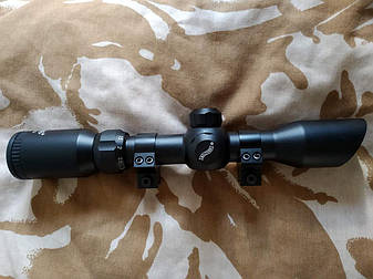 Оптичний приціл Walther 1-4x32 CI, фото 2