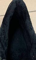 Кроссовки женские евро зима 8 пар в ящике черного цвета 36-41, фото 3