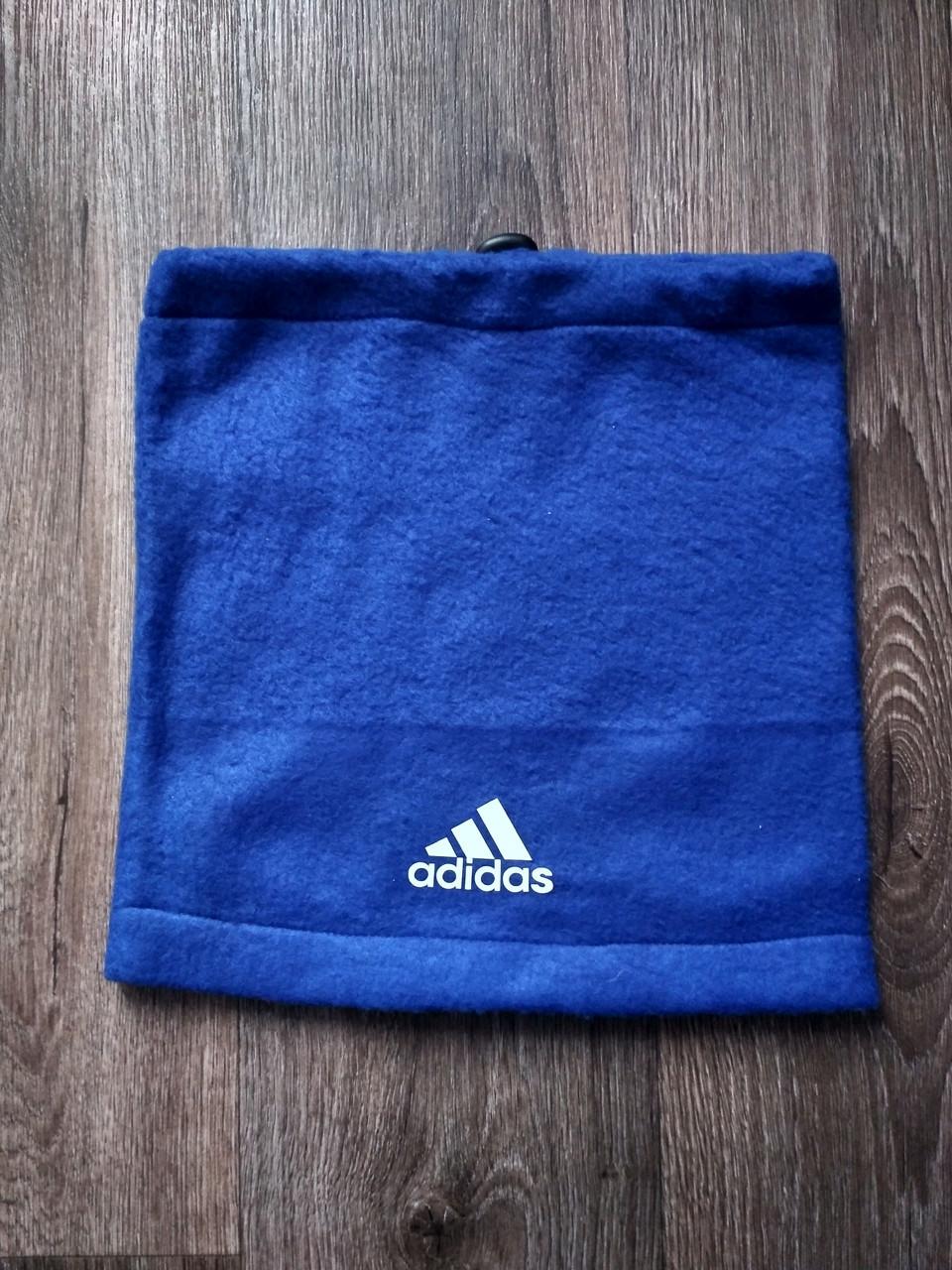 Горловик Adidas синий