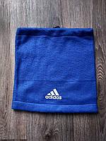 Горловик Adidas синий, фото 1