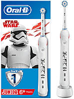 Зубная щетка ORAL-B D16 Kids Star Wars