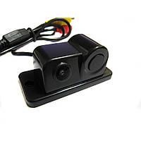 Камера заднего вида + парктроник 2 в 1 Auto camera