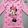 Кофта Minnie Mouse для девочки. 98-104;  122-128 см, фото 3