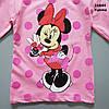 Кофта Minnie Mouse для девочки. 98-104;  122-128 см, фото 5