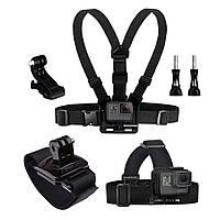 Крепления для TELESIN GoPro и других экшн камер, фото 1