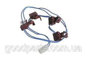 Микровыключатели блока поджига для варочной панели Whirlpool 481227138495, фото 2