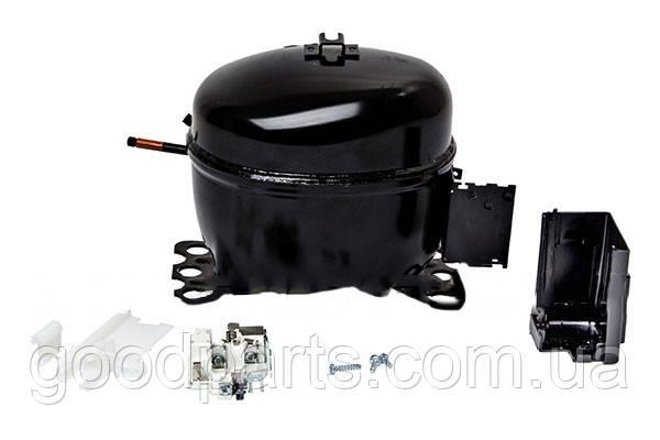 Компрессор для холодильника SECOP GVY75AA R134a 200W Whirlpool 484000000092, фото 2