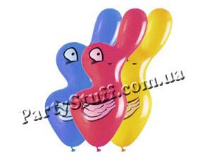 шарики в форме уток разных цветов