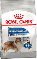 Royal Canin Maxi Light Weight Care, 10 кг