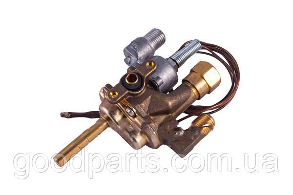 Кран газовый духовки для газовой плиты Indesit C00081476, фото 2