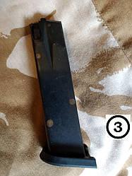Магазини для стартового пістолета Blow TR 14