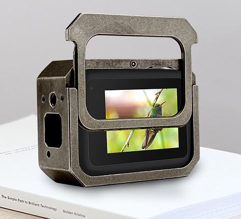 Алюминиевая защитная рамка для GoPro 8 Black Telesin, фото 2