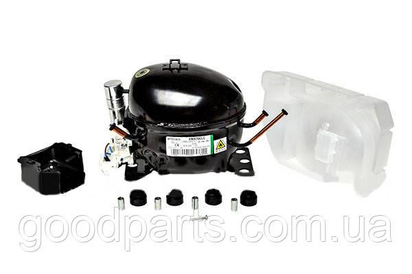 Компрессор для холодильника EMBRACO EMX70CLC R600a 200W Whirlpool 481236039073, фото 2