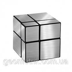 Кубик Рубіка 2х2 дзеркальний (QiYi)