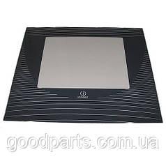Наружное стекло двери духовки Indesit C00144160