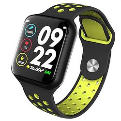 Смарт часы Smart Watch F8 Black-Green