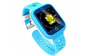 Детские смарт-часы Smart Baby Watch DS28 Голубые