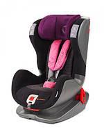 Детское автокресло Avionaut Glider Softy, цвет Black/purple