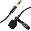 Петличный микрофон Puluz для смартфона и фото и видео-камеры Type-C