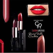 Помада для губ Golden Rose Satin Lipstick