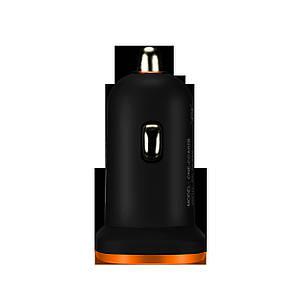 Автомобильное зарядное устройство Canyon (2USB, 2.1A) Black (CNE-CCA02B), фото 2
