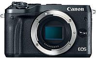 Камера CANON Eos M6 Body black