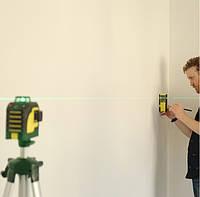 150 МЕТРОВ!!! Приёмник лазерный для лазерного уровня Firecore с зелеными лучами