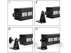 Светодиодный прожектор УФ12 LED