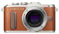 Камера OLYMPUS E-PL8 Body brown
