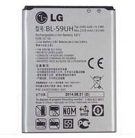 Аккумулятор (батарея) BL-59UH для сотового телефона LG D618 G2 mini.