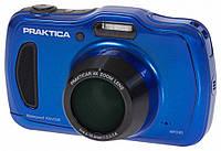 Камера PRAKTICA WP240 blue + USB шнур