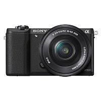 Камера SONY Alpha ILCE-5100L + объектив 16-50 мм black