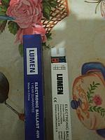 Электронный Балласт 1*40w Lumen
