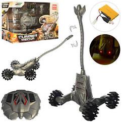 Детская игрушка на радиоуправлении автомобиль Bambi Скорпион (K5A)