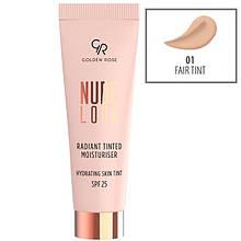 Тональный крем Golden Rose Nude Look Radiant Tinted Moisturiser