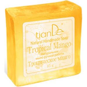 Натуральное мыло «Тропическое манго»