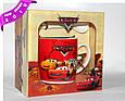 Чашка подарочная  ТАЧКИ с ложкой фарфор 300 мл , купить оптом со склада Одесса 7км, фото 4